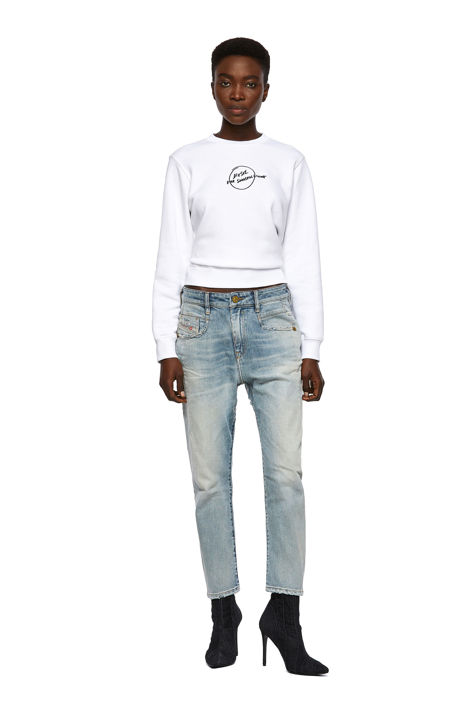 Diesel - Fayza 09A04, Light Blue - Jeans - Image 5