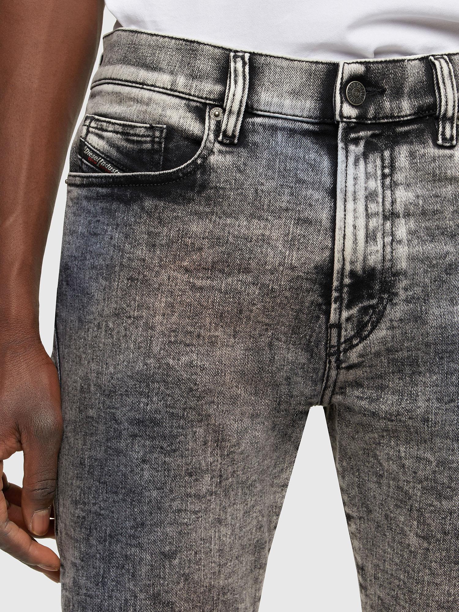 Diesel - D-Amny 009VG, Black/Dark grey - Jeans - Image 4