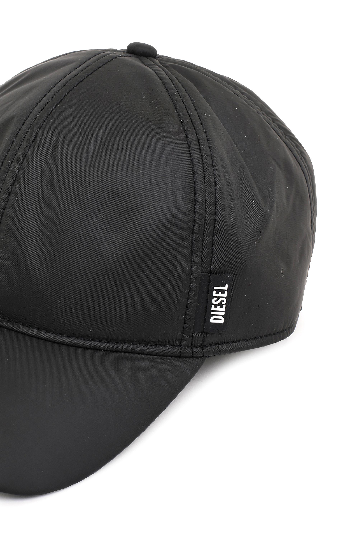 Diesel - C-DESTER, Black - Caps - Image 3