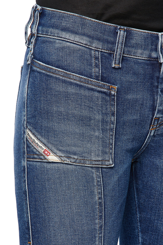 Diesel - Slandy 009ZW, Medium blue - Jeans - Image 3