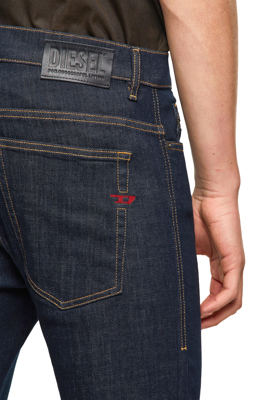 Diesel - D-Amny 009PC, Dark Blue - Jeans - Image 4