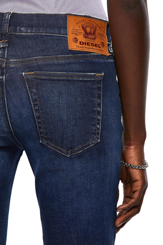 Diesel - D-Ebbey 09A30, Dark Blue - Jeans - Image 4