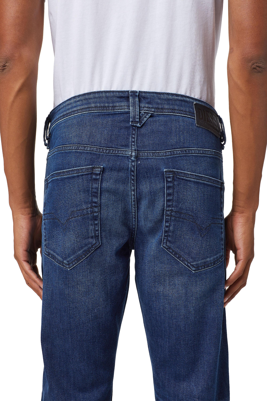 Diesel - Larkee 069SF, Dark Blue - Jeans - Image 4