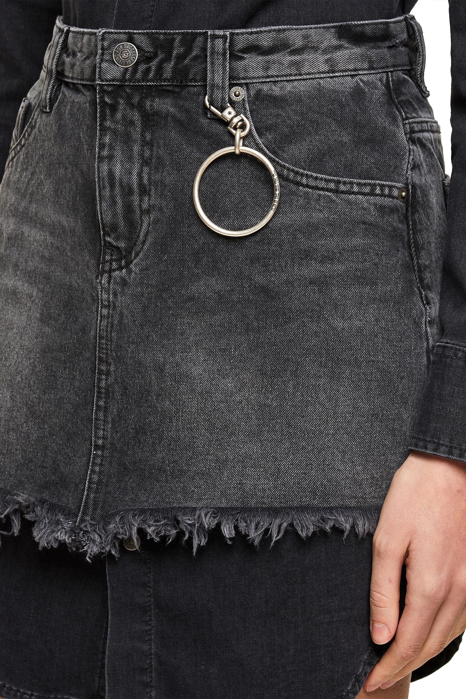 Diesel - DE-DESY-C, Black - Dresses - Image 3