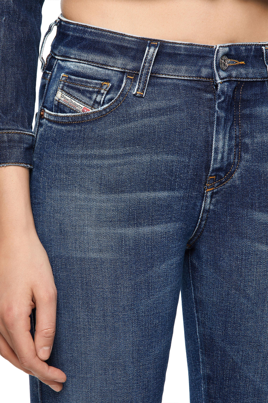 Diesel - Slandy 009ZX, Dark Blue - Jeans - Image 3