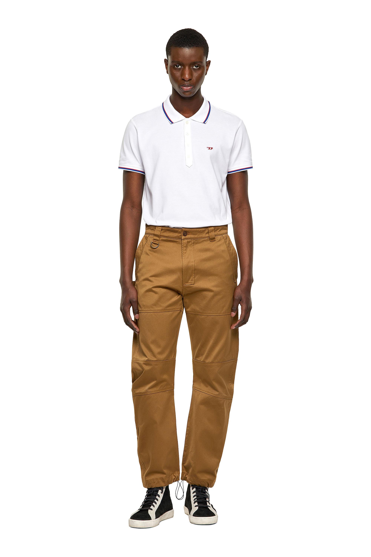 Diesel - P-DUFF, Brown - Pants - Image 5