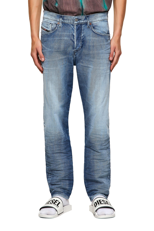 Diesel - D-Fining 009NS, Light Blue - Jeans - Image 1