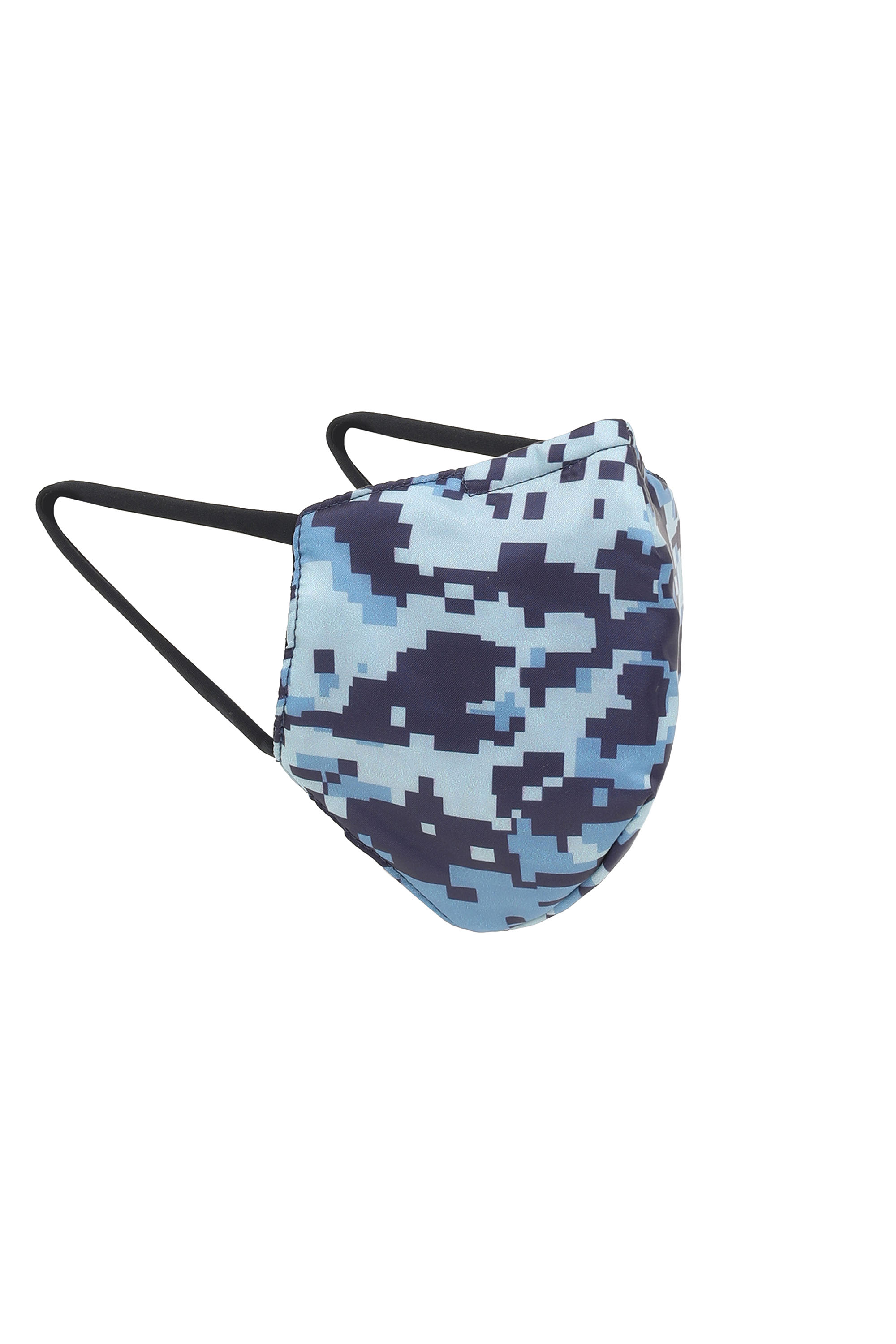 Diesel - FACEMASK-PIX, Azure - Other Accessories - Image 2