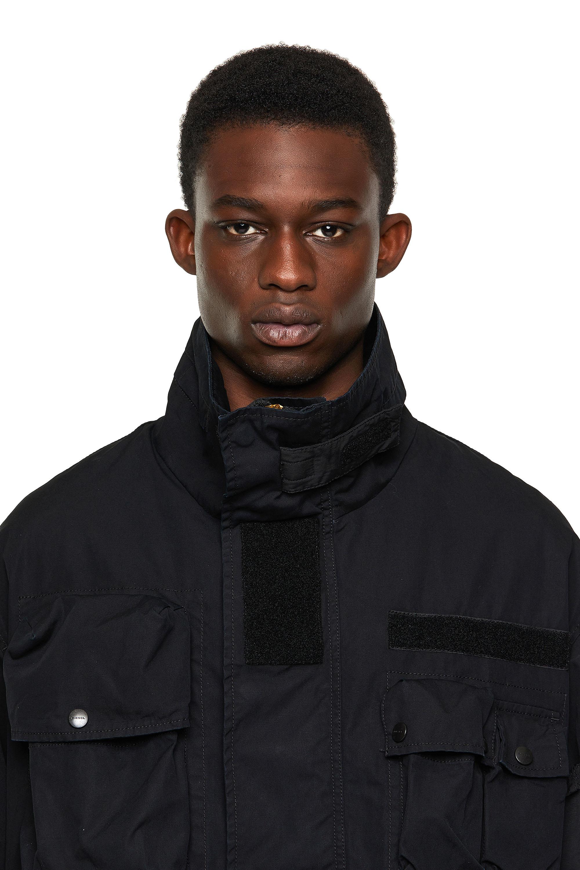 Diesel - J-BUMS, Black - Jackets - Image 3
