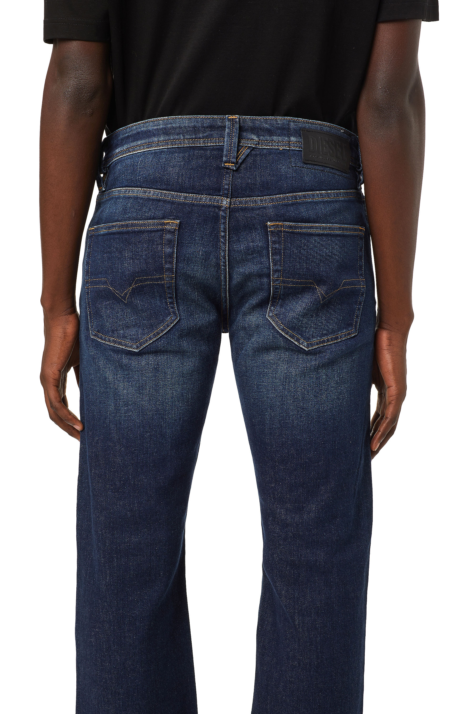 Diesel - Larkee 009HN, Dark Blue - Jeans - Image 4