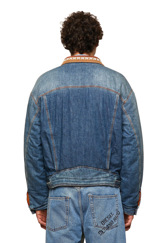 Diesel - DxD-J3, Light Blue - Denim Jackets - Image 2
