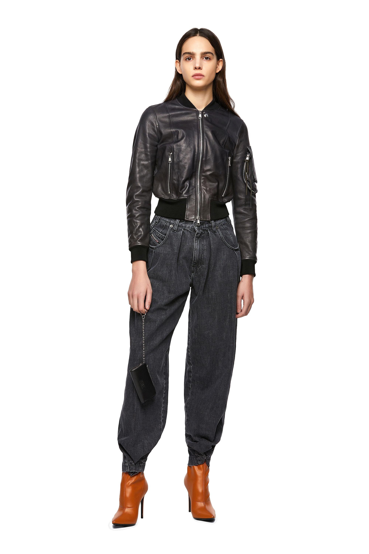 Diesel - D-Concias 09A69, Black/Dark grey - Jeans - Image 5