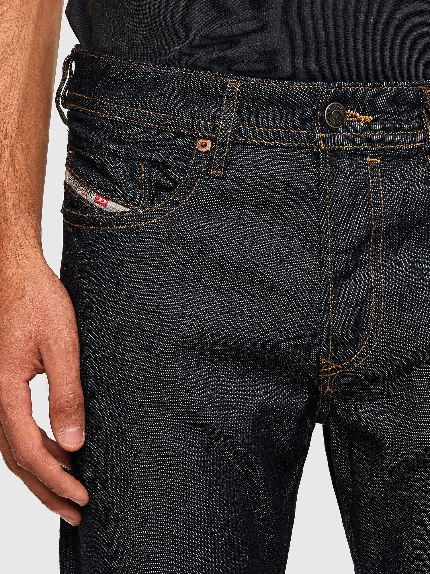 Diesel - Buster 009HF, Dark Blue - Jeans - Image 3