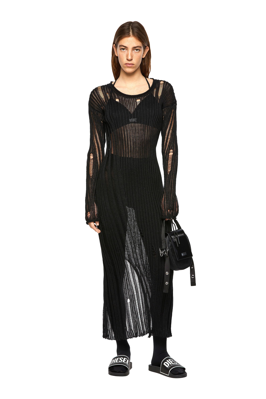 Diesel - M-MARYLAND, Black - Dresses - Image 5