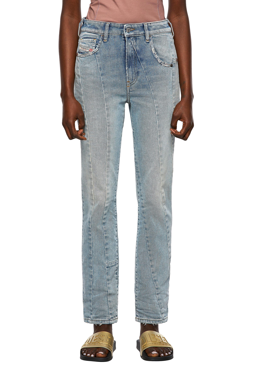 Diesel - D-Joy 09A65, Light Blue - Jeans - Image 1