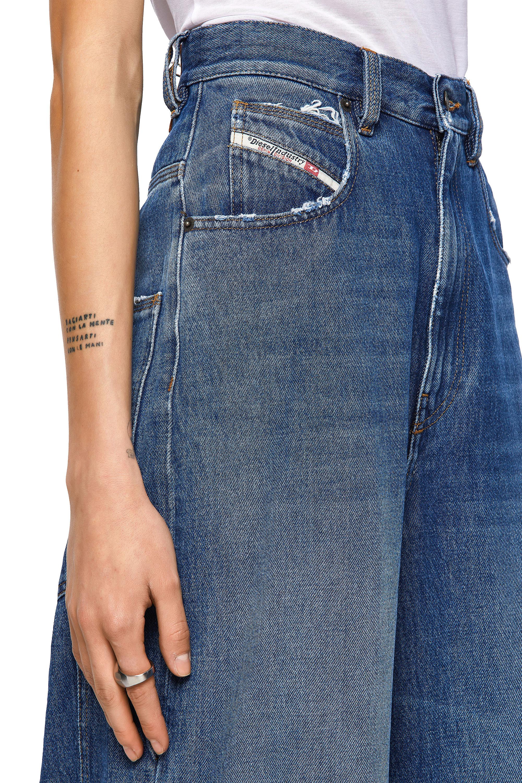 Diesel - D-Luite 09A82, Medium blue - Jeans - Image 3