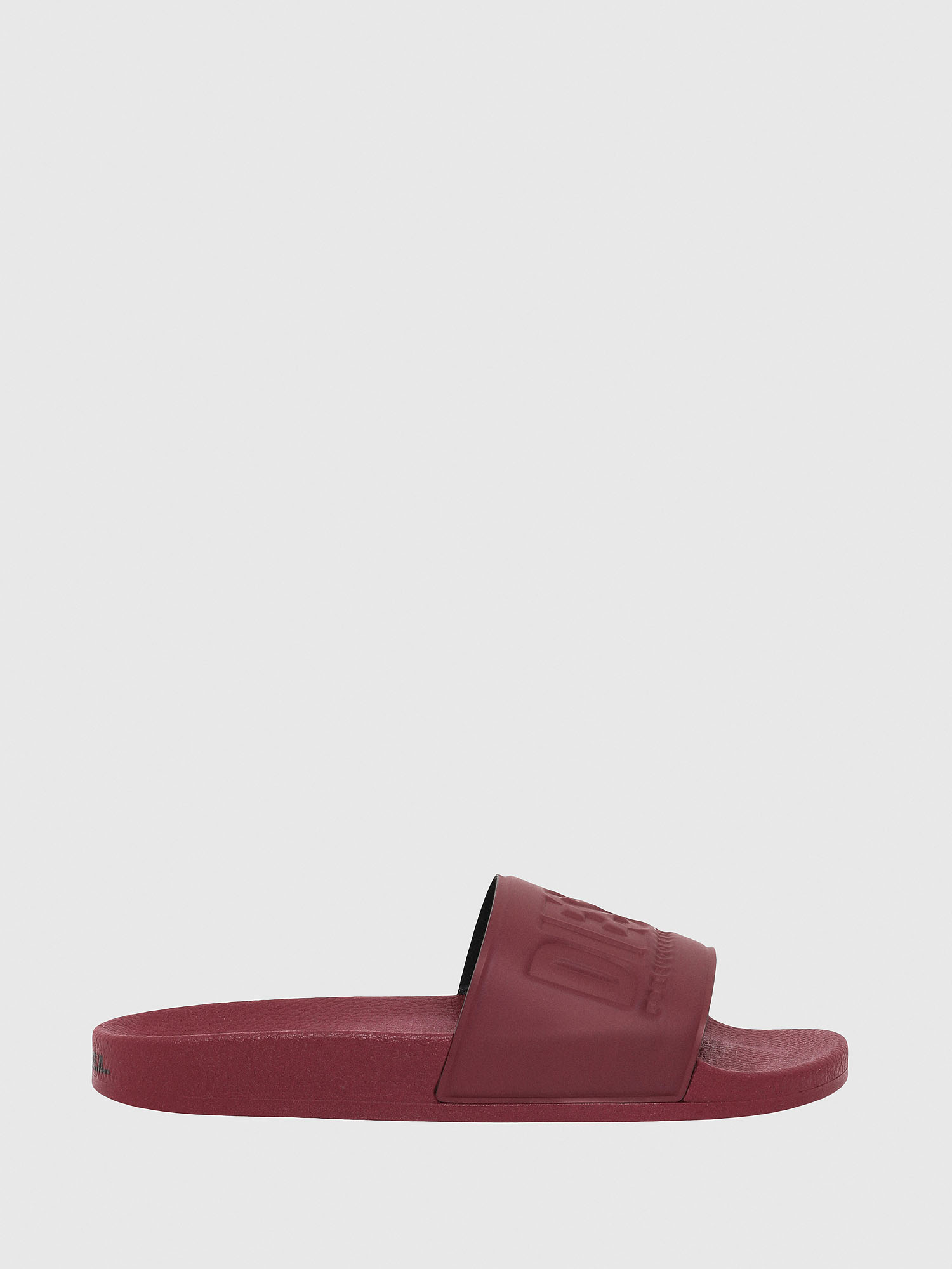 Diesel - SA-VALLA, Bordeaux - Slippers - Image 1