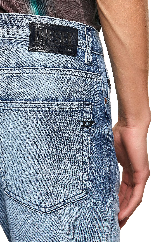 Diesel - D-Fining 009NS, Light Blue - Jeans - Image 4