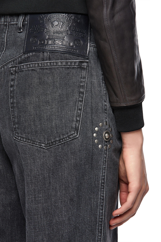 Diesel - D-Concias 09A69, Black/Dark grey - Jeans - Image 4