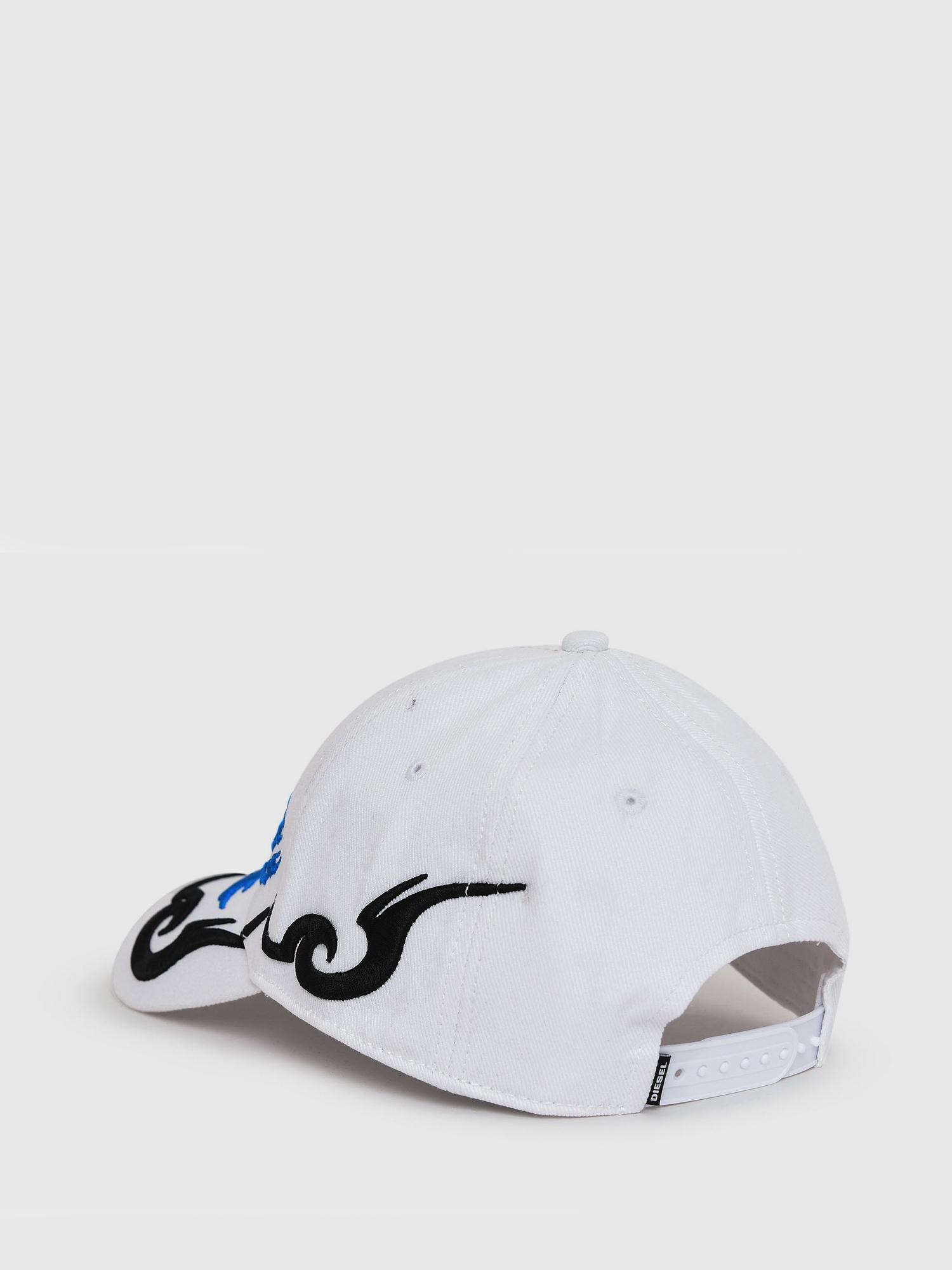 Diesel - DRIBALE, White - Caps - Image 2