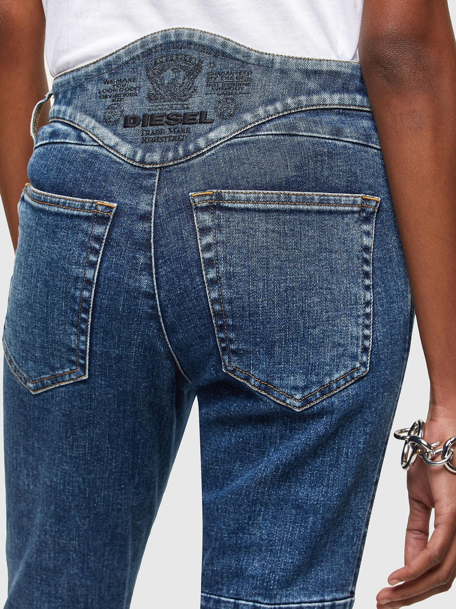 Diesel - Babhila 009VC, Medium blue - Jeans - Image 4