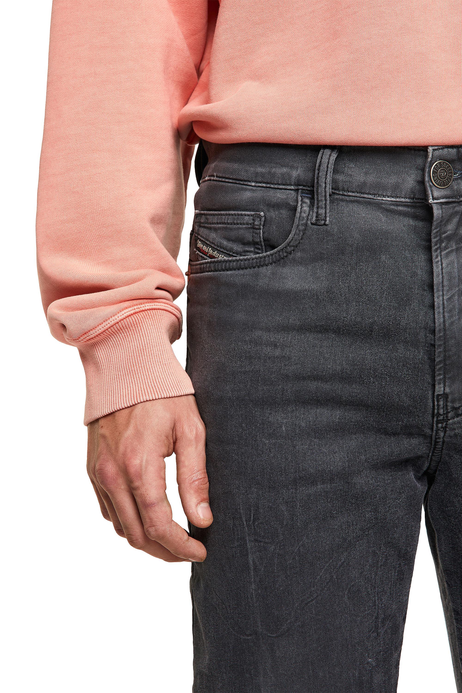 Diesel - D-Amny JoggJeans® 09A74, Black/Dark grey - Jeans - Image 3