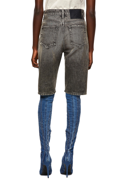 Diesel - DE-LILY-SP1, Black - Shorts - Image 2