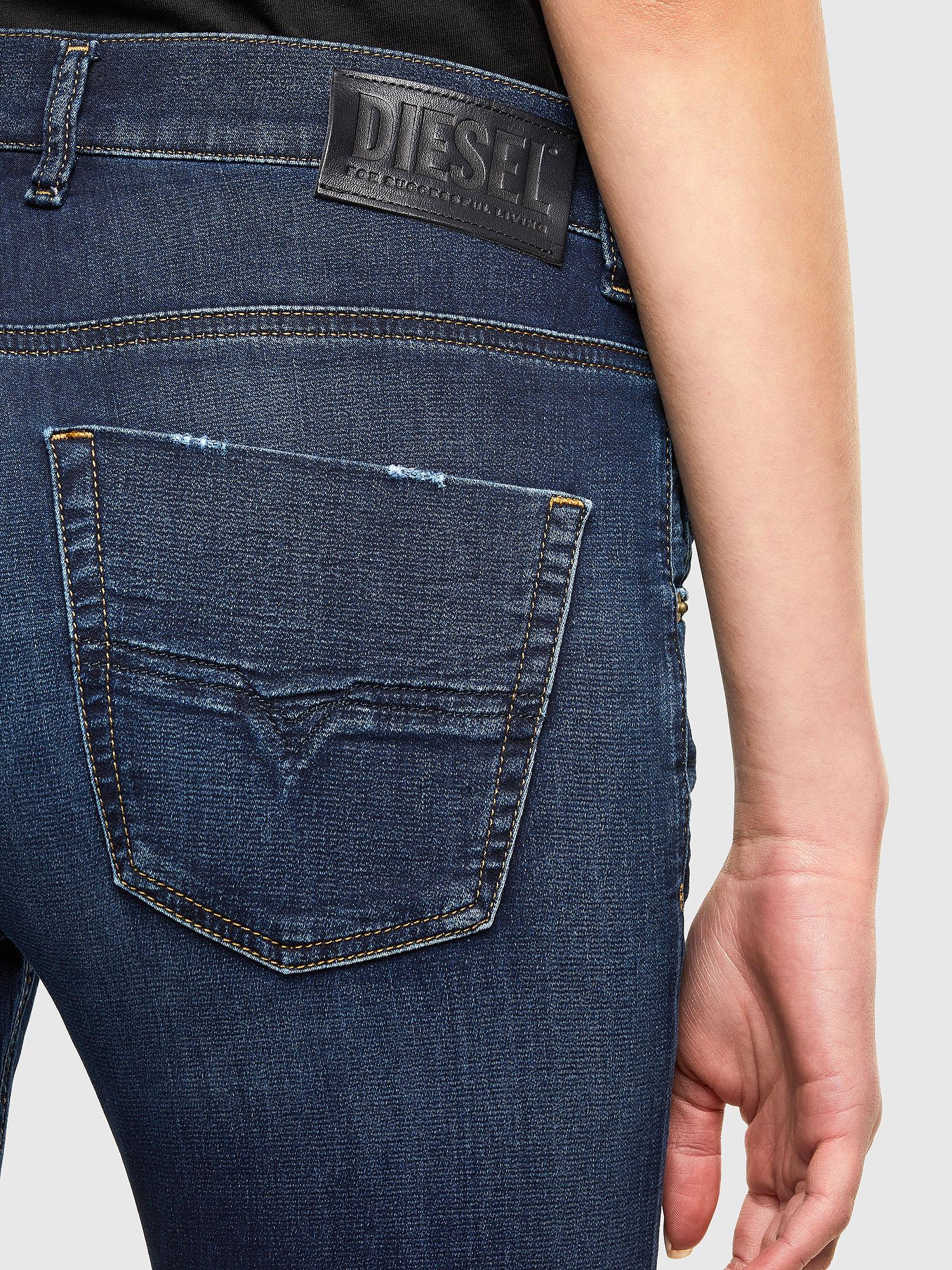 Diesel - Krailey JoggJeans® 069RX, Dark Blue - Jeans - Image 4