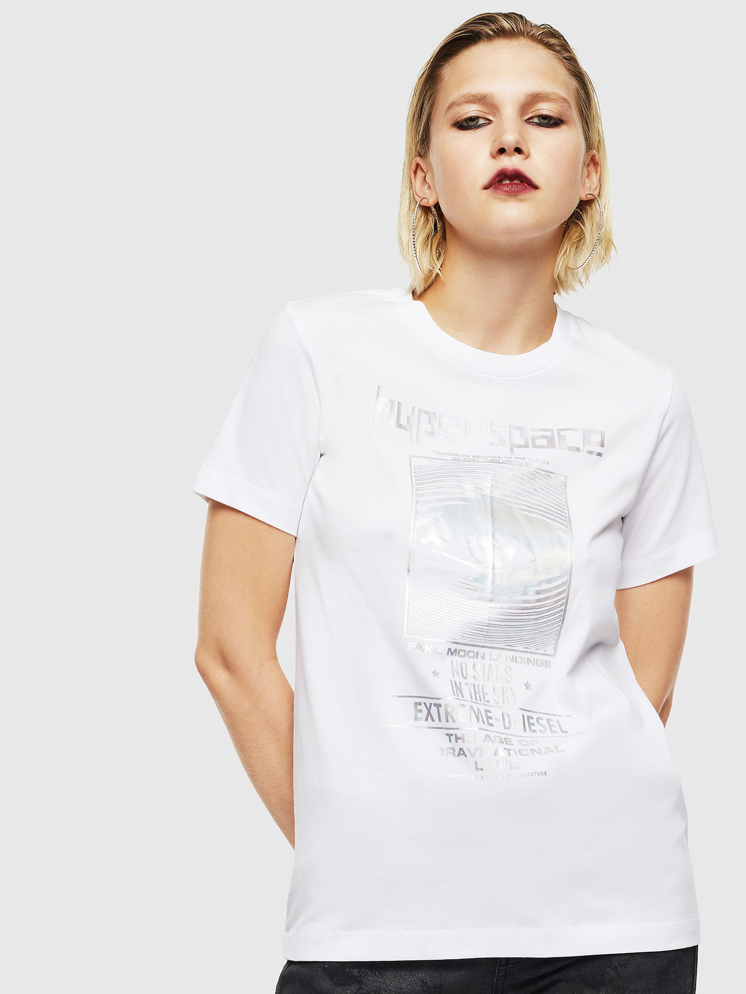 Diesel - T-SILY-YB,  - T-Shirts - Image 1