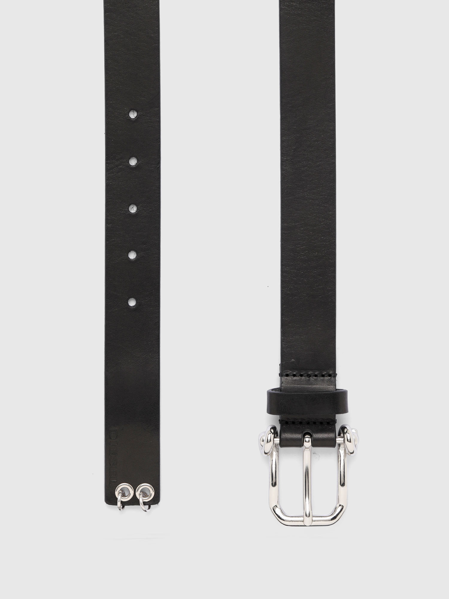 Diesel - B-PIRSIN, Black - Belts - Image 3